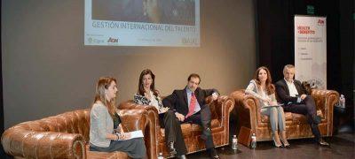 """Cronica Evento """"Gestión Internacional del Talento"""