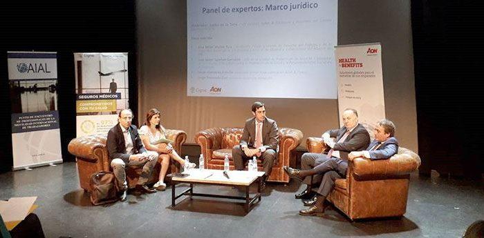AIAL analiza las mejores prácticas en la Gestión de PRL en Movilidad Internacional