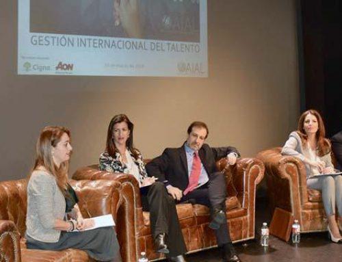 """El evento de AIAL """"Gestión Internacional del Talento"""" descubre prácticas excelentes en el ámbito de movilidad internacional"""