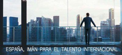 España, imán para el talento internacional