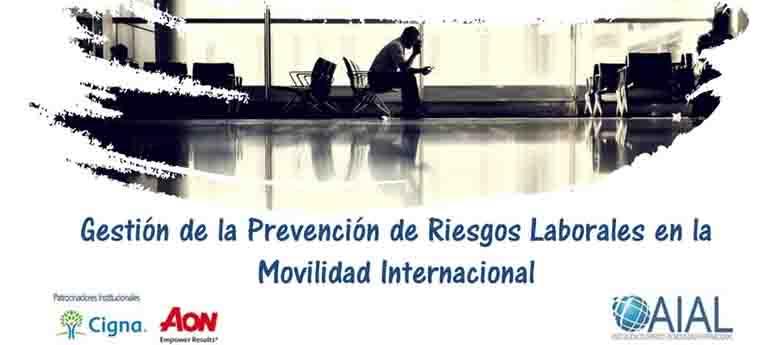 Gestión de la Prevención de Riesgos Laborales en la Movilidad Internacional